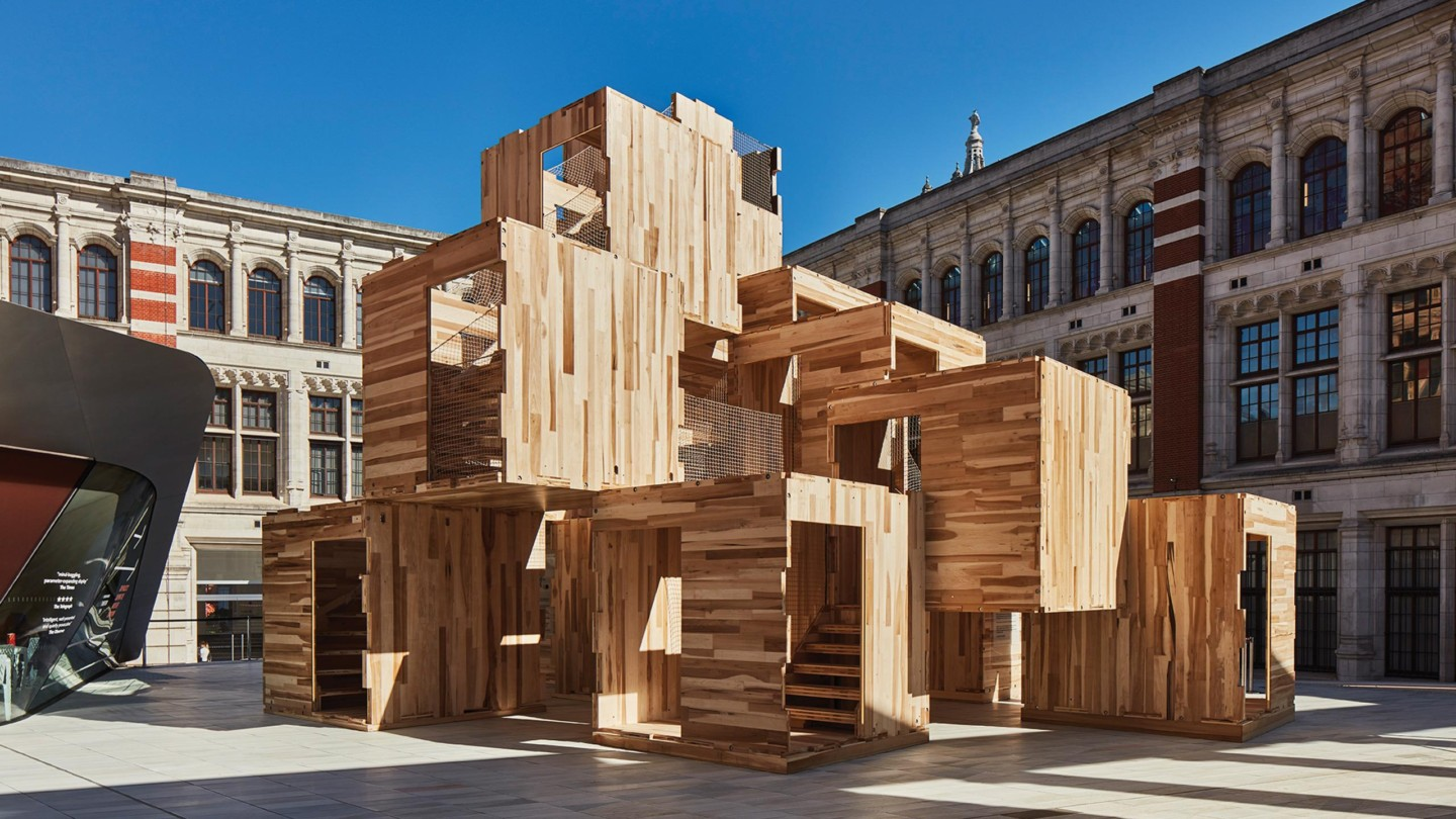 In The Place Where You Live: MultiPly at the London Design Festival